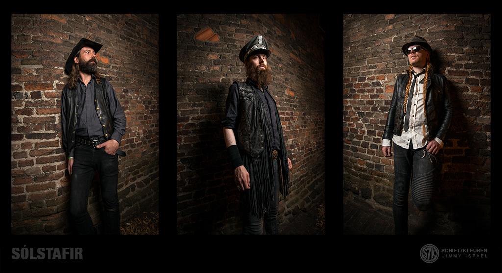 In the picture: Portretten achter de schermen door Jimmy Israel