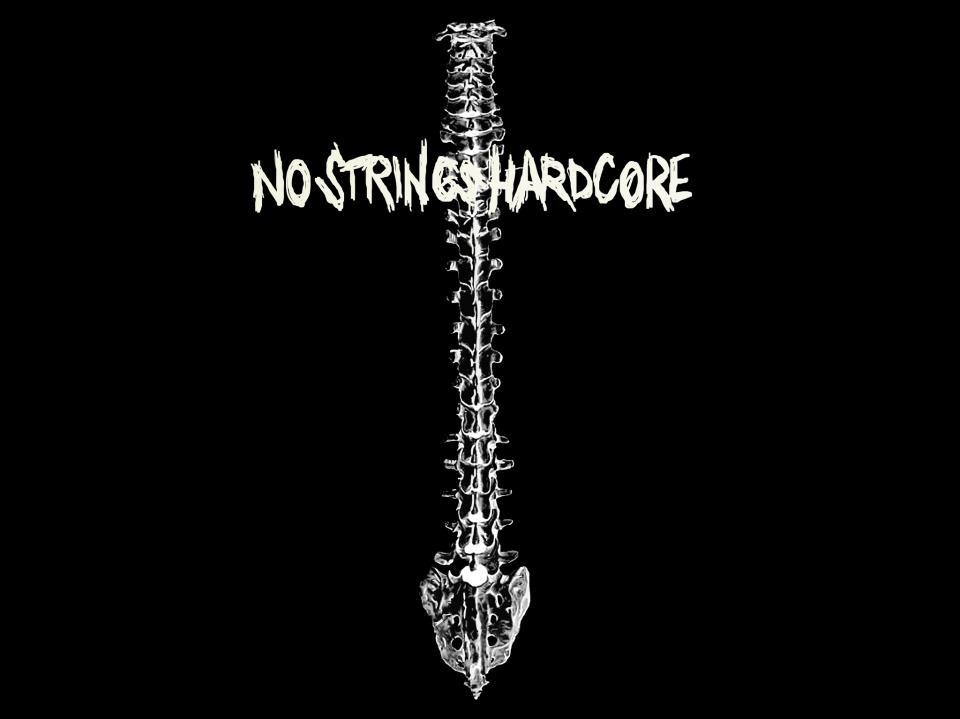 Oor label: No Strings Hardcore