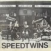 De eerste lichting Gelderse punkbands: Speedtwins